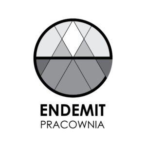 Logo pracowni Endemit Gaweł Aleksandrowicz