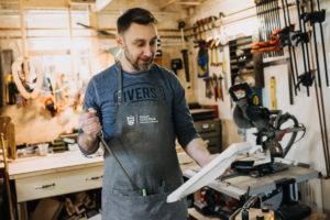 Projekt Pracownie_wywiad_Miasto Szkutnia_otwarta pracownia stolarska_fot_Radek Zawadzki