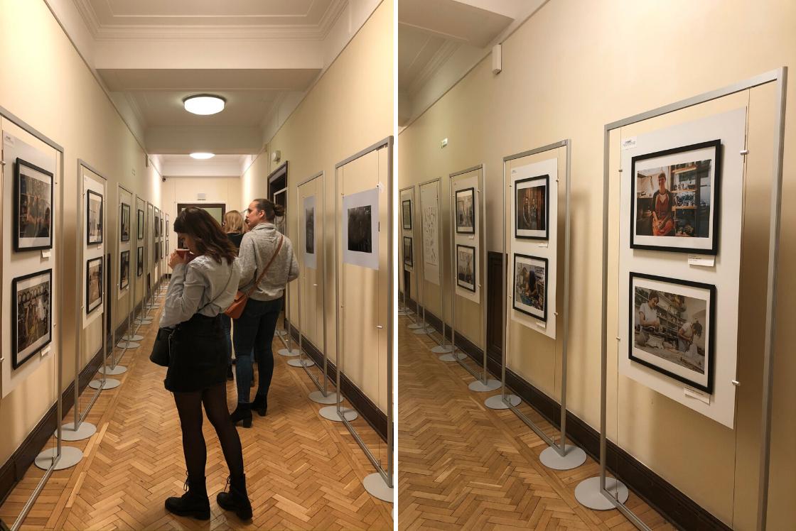 Wystawa_Oblicza nowego rzemiosła_Pałac Kultury i Nauki_Teatr 6. Piętro_TEDxWarsawWomen 2019