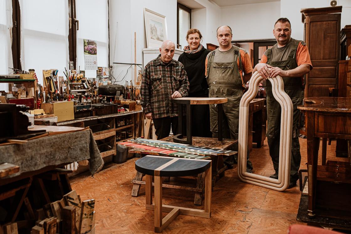 Projekt Pracownie_wywiad_Agnieszka Śniadewicz-Świca_Square Drop_fot_Radek Zawadzki