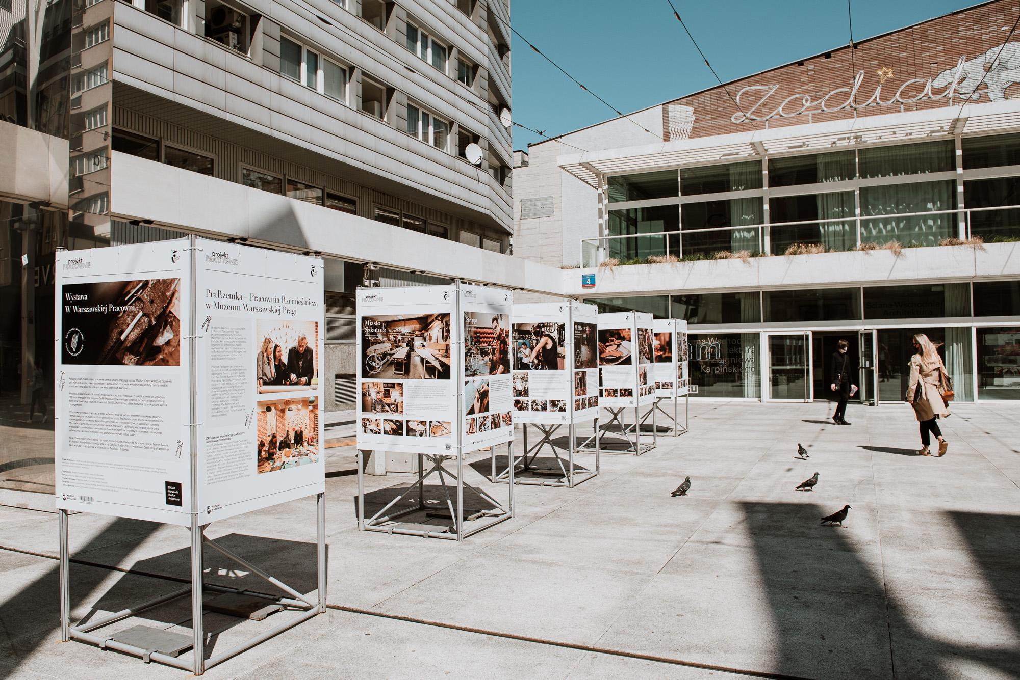 Wystawa_W Warszawskiej Pracowni_Projekt Pracownie_fot_Radek Zawadzki