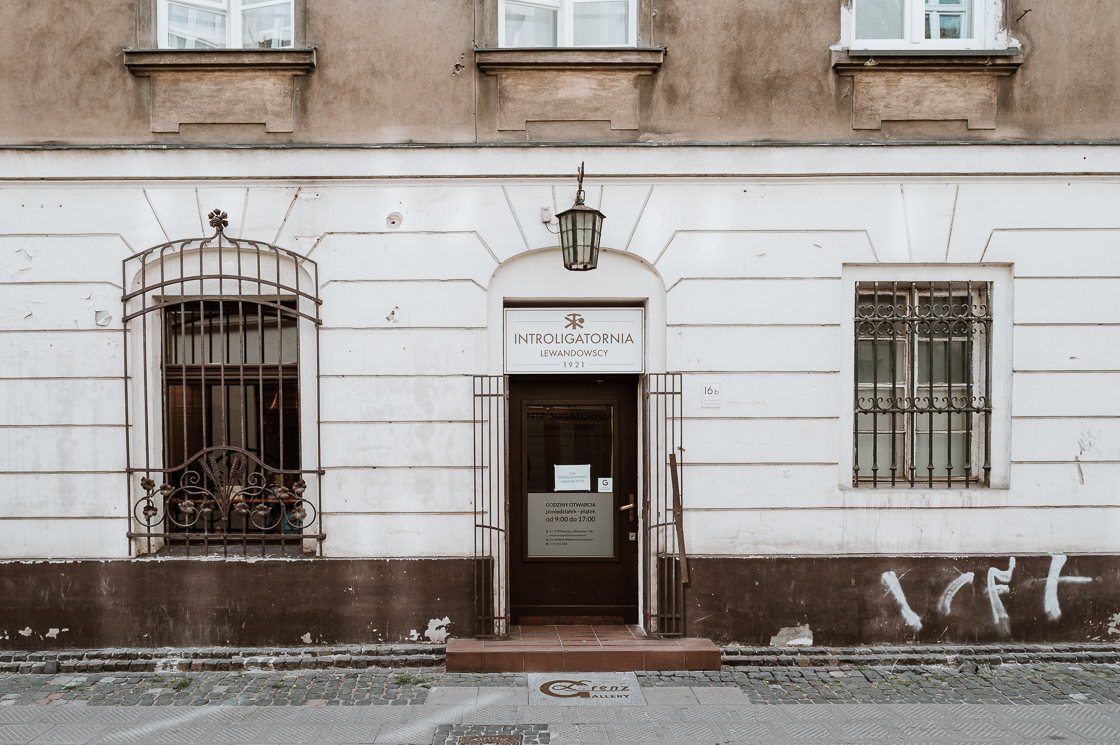Projekt Pracownie_Poznańscy Rzemieślnicy_Introligatornia Lewandowscy_Radek Zawadzki